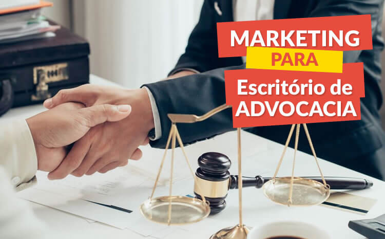 marketing para escritorio de advocacia